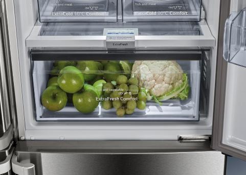 frigorífico cajón extrafresh