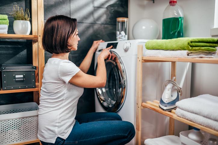 lavadora inicio diferido