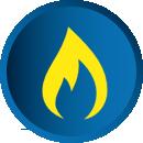 Calentadores de gas