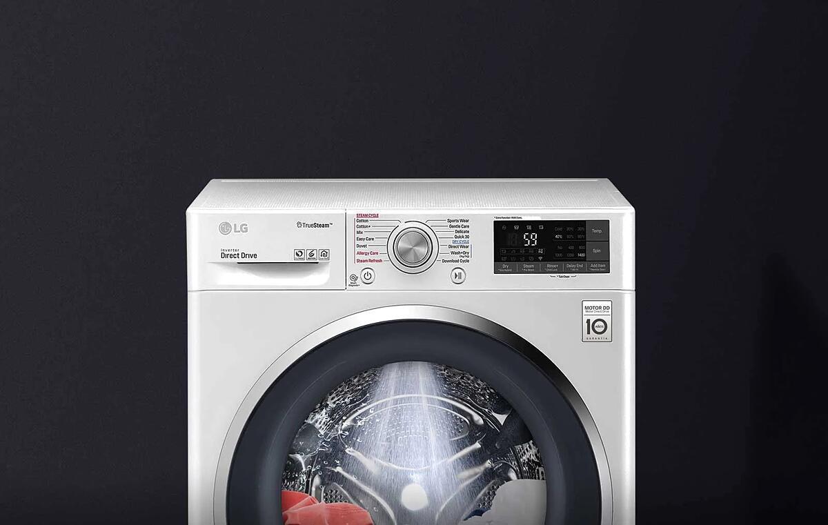 lavadora jet spray