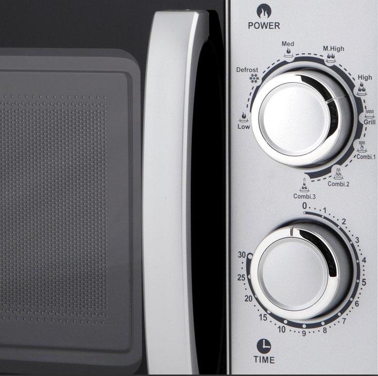 microondas mandos