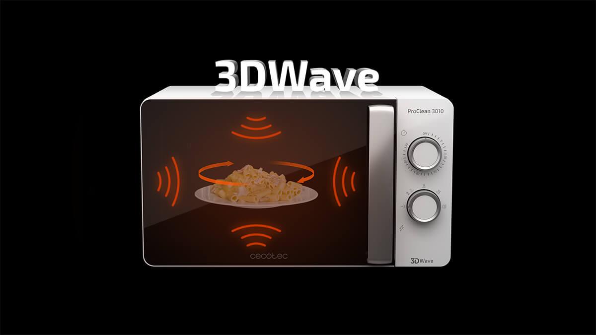 microondas 3DWave