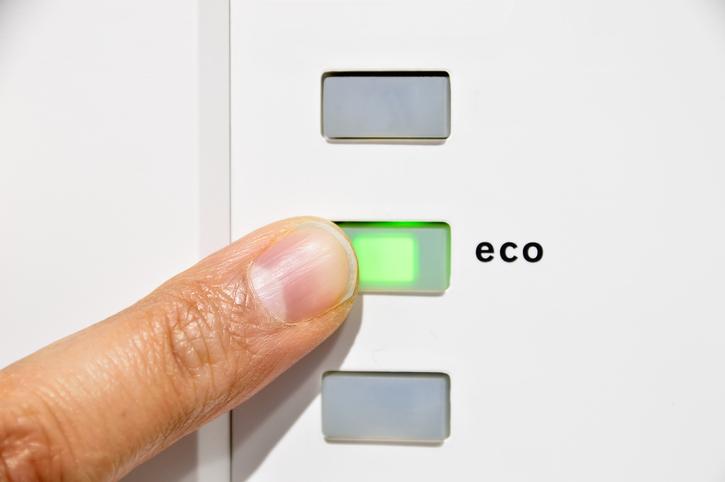 microondas modo eco