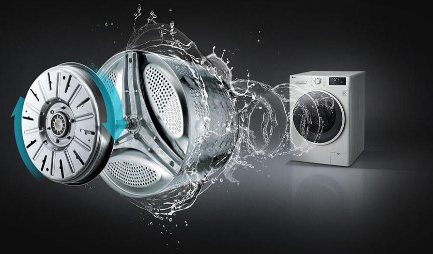 motor direct drive lavadora lg