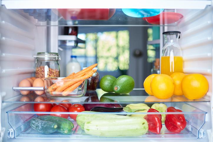 frigorífico 6th sense control