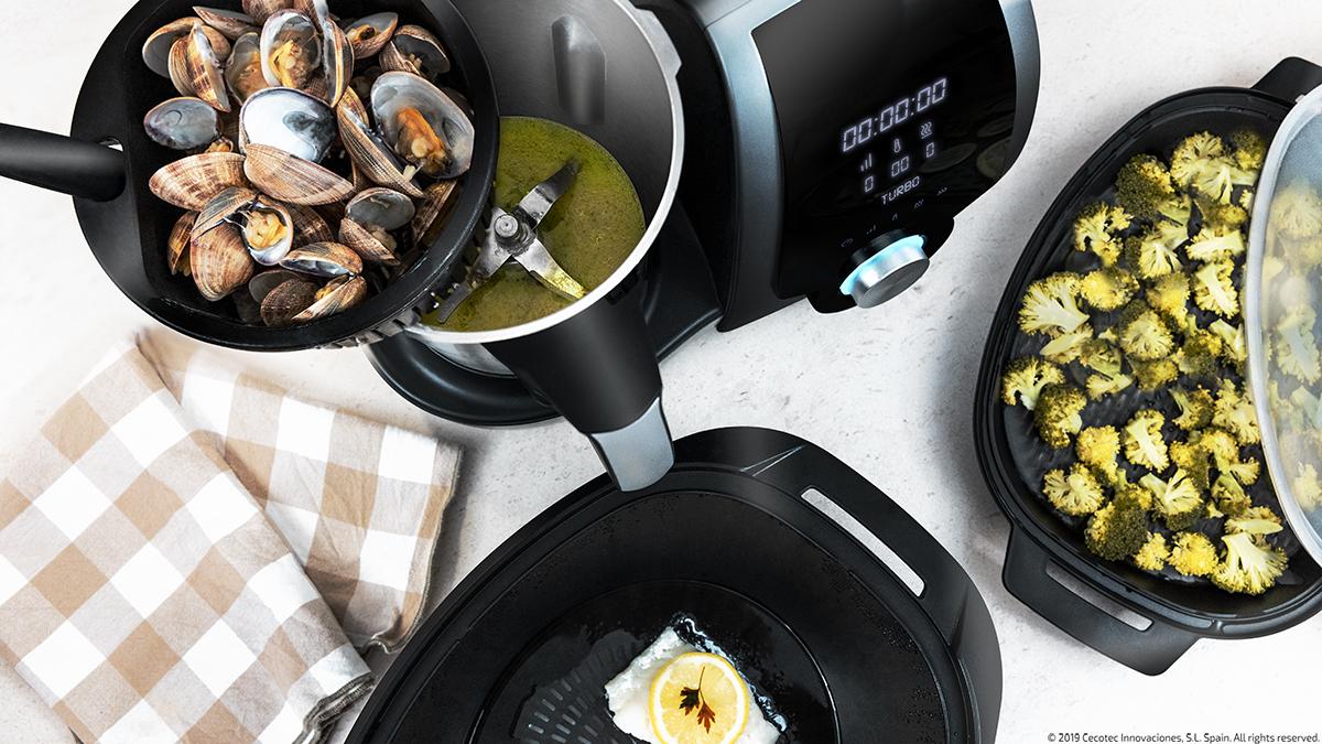 robot de cocina accesorios