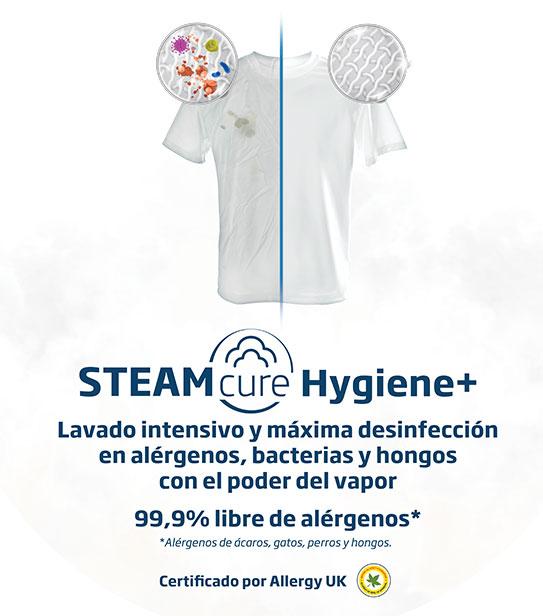 Lavadora steam