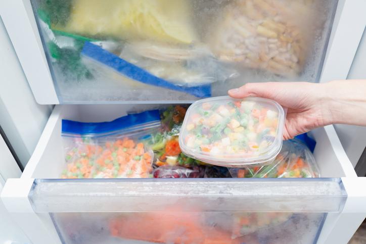 frigorífico súper congelación